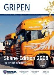 Gripen 3 2008 - Scania