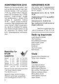 KIRKEBLADET - Jerslev Kirke - Page 6