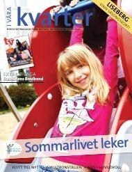 I Våra Kvarter juni 2013 - Poseidon - Göteborg