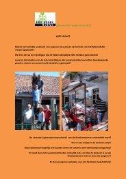 Nieuwsbrief september 2012 - Kruiskenshoeve