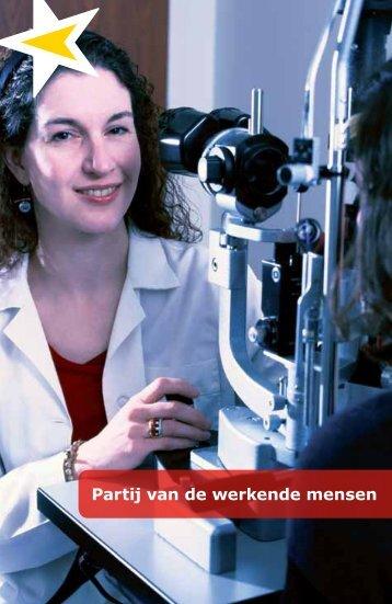 Partij van de werkende mensen - PvdA