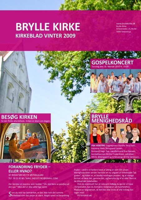 Vinter 2009 - Brylle Kirke