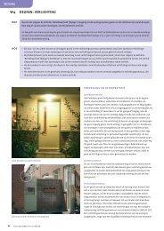 W4 DEUREN: VERLICHTING - Politiekeurmerk Veilig Wonen