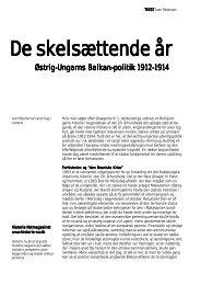 Læs historiker Ivan Petersens artikel. - Historie-nu.dk
