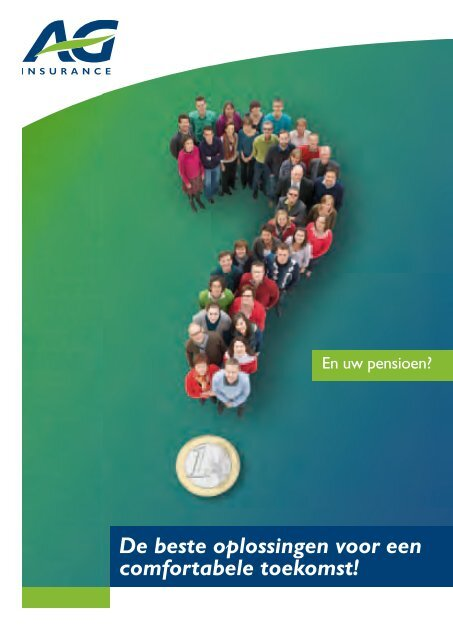 gedetailleerde pensioenbrochure - AG Insurance