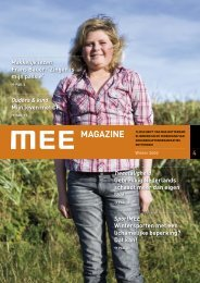 winter 2009 - MEE maakt meedoen mogelijk