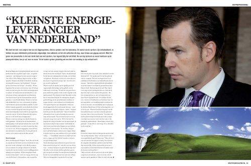 Lees ook het interview met Otto Wijnen in Meeting Magazine