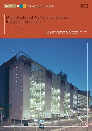 elektronisch veiligheidshandboek - Rijksgebouwendienst