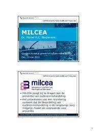 Download hier de presentatie van Michel ... - Huiselijk Geweld