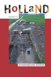 Archeologische Kroniek 2006 - Geschiedenis van Zuid-Holland
