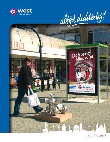 Jaarverslag 2010 - Omroep West