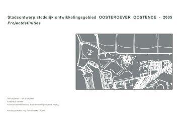 projectdefinitie oosteroever - Oostende Werft
