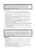 Bijlage 1: Functiebeschrijving OCMW-secretaris - Gemeente ... - Page 2