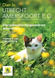 maart 2012 - Dierenbescherming Utrecht Amersfoort eo