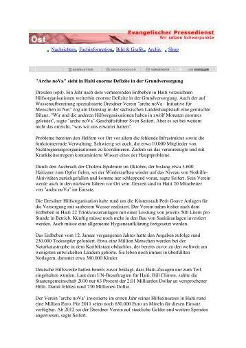 Artikel als .pdf-Datei zum Download - arche noVa e.V.