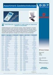 Ruim assortiment - Detectiontechnologies.eu