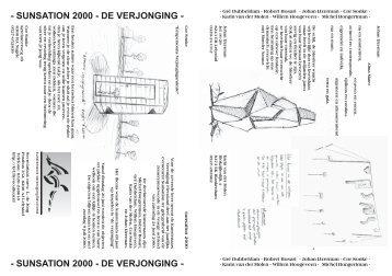sunsation 2000 - de verjonging - Kunstenaars Vereniging Flevoland