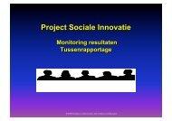 presentatie - Innovatief in Werk