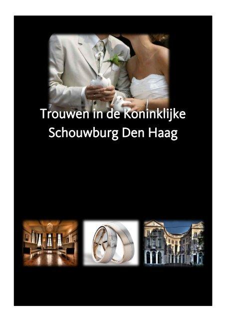 Trouwen in de Koninklijke Schouwburg Den Haag - KS Events