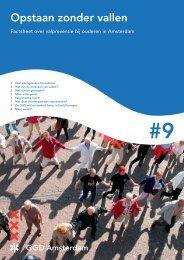 Opstaan zonder vallen : factsheet over valpreventie bij ouderen