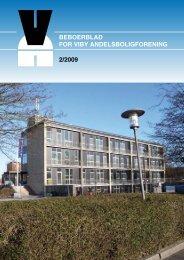 BeBoerBlad for ViBy andelsBoligforening 2/2009 - LiveBook