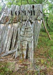 HØST 2010 Indhold: - Nordisk Kulturlandskapsforbund