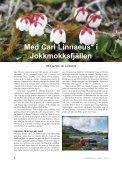 HØST 2010 Indhold: - Nordisk Kulturlandskapsforbund - Page 6