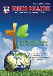 MTC June2012 Bulletin.indd - The Mar Thoma Parish, Dubai