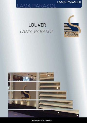 LOUVER LAMA PARASOL