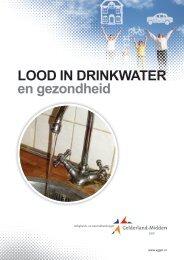 Lood in drinkwater en gezondheid - VGGM