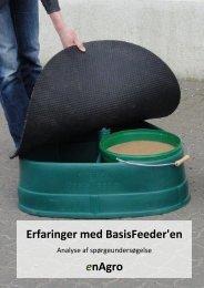 Erfaringer med BasisFeeder'en - MicroFeeder