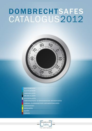 catalogus2012 - Security Tools