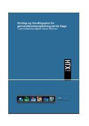 Strategi og handlingsplan for uddannelses - EUC Sjælland