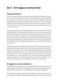 Stöd till incestutsatta tjejer - kunskaps - Stockholms Tjejjour - Page 6