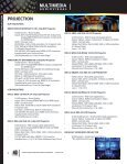 MAV 2013 catalog v1.2AV NO PRICES.indd - Multimedia AV - Page 2