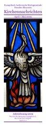 Lukas-Passion - Ev.-Luth. Kirchgemeinde Dresden Blasewitz