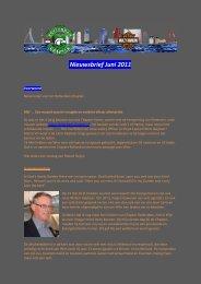 Nieuwsbrief Juni 2011 - Rotterdam Chapter