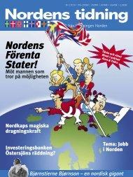 Nordens Tidning nr 2 2010 - Föreningen Norden