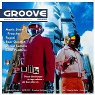 mazarine street delirious - Groove