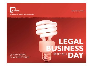 Customized huurovereenkomsten - Legal Business Day