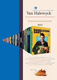 najaarsaanbieding 2012 - Van Halewyck