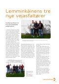 PÅ VEJ - Lemminkäinen - Page 3