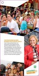 Acht Rotterdamse doel groepen voor kunst & cultuur