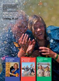 Spejdernes Lejr 2012 - Stavanger 2013