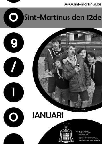 Januari - Sint-Martinus