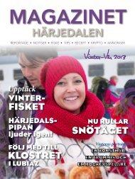 Vintermagazinet 2013 (hela broschyren) - Härjedalen