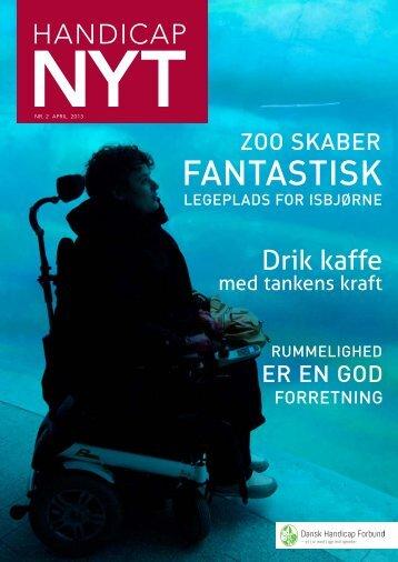 fantastisk - Dansk Handicap Forbund