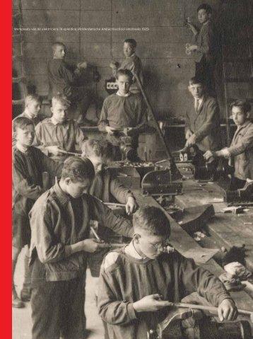 Rotterdamsche Ambachtsschool omstreeks 1925 - 100 jaar ...