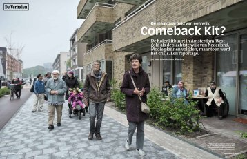 Comeback Kit? - Korth Tielens Architecten