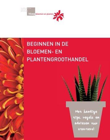 Download de brochure. - hbagbloemen